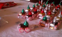 [Christmas Gift Ideas] Christmas Gift Ideas For Stress Free Christmas Shopping * More info could be found at the image url. Christmas Candy Crafts, Christmas Favors, Christmas Goodies, Homemade Christmas, Kids Christmas, Holiday Crafts, Christmas Decorations, Candy Decorations, Christmas Shopping