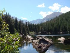 Lake Bear, Rocky Mountains, Colorado