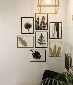 Set of 3 wall art plants wall art leaves wall art laser cut Leaf Wall Art, Bird Wall Art, Large Wall Art, Wall Decor Set, Metal Wall Decor, Wall Art Sets, Geometric Bird, Geometric Wall Art, Black Metal