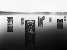Jorma Puranen Imaginary Homecoming 17, 1994 Archival pigment print, wooden frame 106x136cm (with frame) Edition of 10 International Artist, Wooden Frames, Homecoming, Street Art, Photo Wall, Sculpture, Black And White, Contemporary, Gallery
