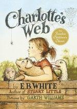 Book Cover:  Charlotte's Web (50Th Anniversary Edition)
