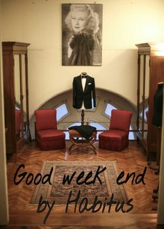 Good week end by Habitus Team  #sartoriahabitus #bespoke #tailoring #handicraft #handmade