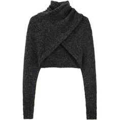 Alexander Wang / Wrapped Turtleneck