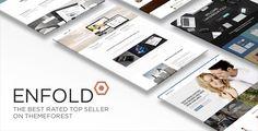Enfold es un tema de WordPress limpio, súper flexible y totalmente receptivo, adecuado para sitios web comerciales, sitios web de tiendas y usuarios que desean exhibir su trabajo en un sitio limpio de portafolios.