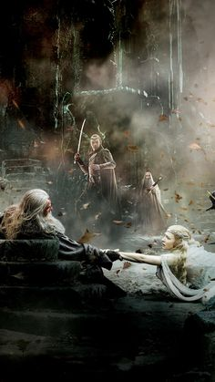 The Hobbit: The Battle of the Five Armies (2014) Phone Wallpaper | Moviemania