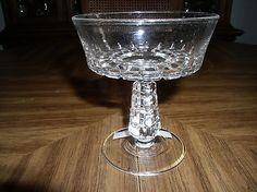 EAPG Block Diamond OMN: #300 Riverside Glass Works Ca. 1888