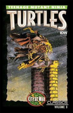 Teenage Mutant Ninja Turtles #54 by A.C. Farley