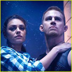 Channing Tatum Carries Mila Kunis Away in New 'Jupiter Ascending' Trailer (Exclusive)