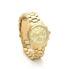 Michael Kors Sport Watch ($250) ❤ liked on Polyvore