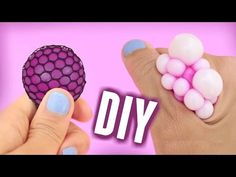 Slushy Squishy Stretchy Ball! DIY Orbeez Crush Stress Ball - YouTube