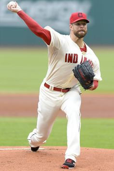 Corey Kluber, Cleveland Indians