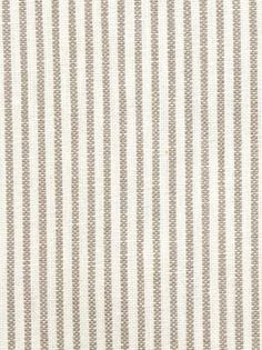 clamor ash ticking stripe linen, fabricut
