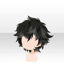 Image Result For Anime Guy With Messy Hair Capelli Negli Anime Capelli Manga Riferimento Dei Capelli
