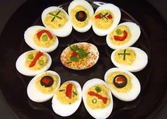deviled eggs recipe, best, hard-boiled eggs, receipts, appetizer - © 2014 Peggy Trowbridge Filippone, licensed to About.com, Inc.