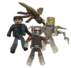 Marvel Ant-Man Minimates Box Set - San Diego Comic-Con 2015 Exclusive Diamond Select http://www.amazon.com/dp/B00YWNMDKG/ref=cm_sw_r_pi_dp_DB6Tvb1KQQM0T