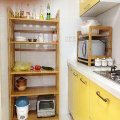 15 kitchen storage ideas