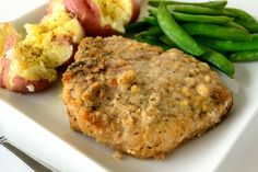 Recipe of the Day: Oven Fried Pork Chops