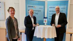 Dieser Award hat es in sich. HTL Waidhofen zeichnet aus Savings Bank, Vest