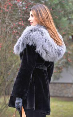 Quien compra abrigos de mink