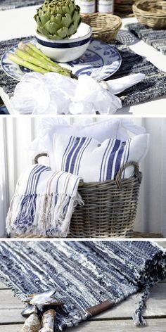 Love the simple denim hued stripes  http://4.bp.blogspot.com/-qYk_5mSgt6E/Tx9r0l5iciI/AAAAAAAAC3I/rbdNDL_Dk1c/s640/bbdgdy.PNG
