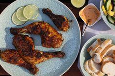 Jamaicaanse Jerk kip van de BBQ | Vol pit en super mals! Taste Our Joy!