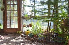 eclectic garage and shed by Sarah Greenman