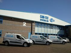 The Green I Signs Blog: Fleet van graphics supplied & fitted by Green I Si...
