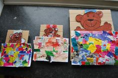 Afbeeldingsresultaat voor thema goudlokje en de drie beren peuters
