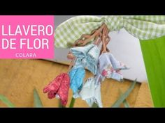 Llavero de flor Fácil y Rápido Paso a Paso // keychain flower Step by Step 2018 + Molde Gratis ! - YouTube Flower Step By Step, Cute Sewing Projects, Cloth Flowers, Craft Videos, Youtube, Embroidery, Fabric, Crafts, Molde