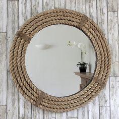 Espejos cuerda #espejo #accesorio