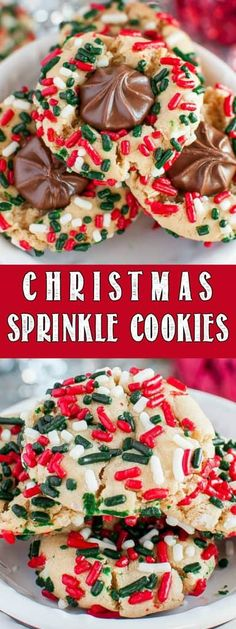 Chewy Christmas Spri