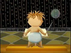 "Classical baby ""Dance show""  Maybe show for Brain Breaks?  Analyze for elements of music/movement?  Use with ELD unit on Peter and the Wolf to extend orchestra recognition?"