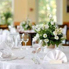 zielony stolik