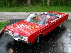 Awesome car for the summer. Drop the top, let your hair down! 1968 Chrysler 300 Convertible - Hemmings Motor News