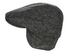 f68a6cbf831 Irish Tweed Caps Earflaps 100% Wool Tweed Made in Ireland
