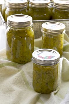 The Best Zucchini Relish Recipe