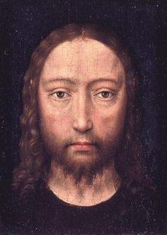 Head of Christ - Hans Memling