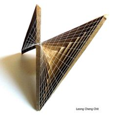 Hyperbolic Paraboloid by Leong, Cheng Chit, via Flickr