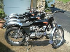 Used Triumph Twins 400cc Motorcycle For Sale in keighley, 2487708
