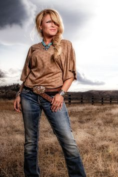 """Autumn season is a perfect time to add a splash of color to your fashion. Contrast the edgy, old west elegance of antiqued silver with bright, colorful turquoise and wear the """"West your Way"""", day and night."""