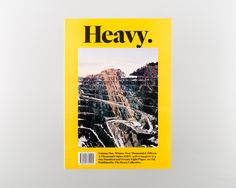 Heavy Volume One Book - Trouva