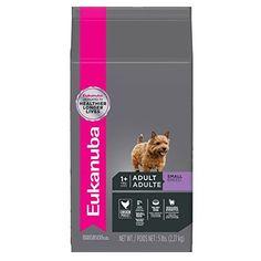 Eukanuba Small Breed Adult Dog Food, 5 lbs. by Eukanuba * Read more  at the image link.