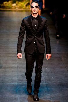 Dolce & Gabbana Menswear - Primavera/Verano 2014