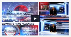 Broadcast Design - Complete News Package 3  TV New After Effects Project Files - http://newaftereffectsproject.com/broadcast-design-complete-news-package-3-tv-new-after-effects-project-files/