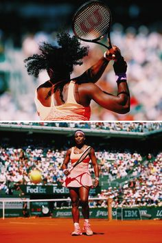 Serena Williams at the 2015 French Open | Get her gear here: http://www.tennis-warehouse.com/player.html?ccode=SWILLIAMS