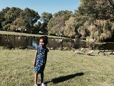 Nidhi at bird park