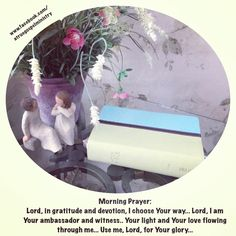 Morning Prayer: Lord, in gratitude and devotion, I choose Your way... Lord, I am Your ambassador and witness.. Your light and Your love flowing through me... Use me, Lord, for Your glory .. #morningprayer  #instaquote #quote #goodmorning #seekgod #godsword #godislove #gospel #jesus #jesussaves #teamjesus #LHBK #youthministry #preach #testify #pray #gratitude #praise #devotion #witness #light #love