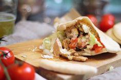 Kebab drobiowy przepis | Kotlet.TV