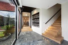 Interior Designer Williamstown and House Designer in Melbourne Interior Designers Melbourne, Dark Ceiling, Modern Art, Contemporary, Indoor Outdoor Living, Sliding Glass Door, Victorian Homes, Building Design, Oasis