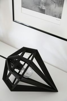 = geometric pendant